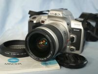 '  505si  Outfit ' Minolta Dynax 505si SLR Camera  + 28-80mm Lens + Inst £22.99